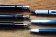 June 2015 Monthly Fountain Pen Loadout-5