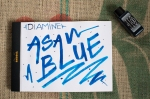 Diamine Asa Blue Fountain Pen Ink Review-1
