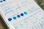 Diamine Asa Blue Fountain Pen Ink Review-11