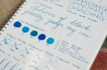 Diamine Asa Blue Fountain Pen Ink Review-12
