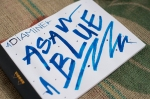 Diamine Asa Blue Fountain Pen Ink Review-2