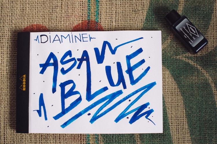 Header - Diamine Asa Blue Fountain Pen Ink Review-1-2