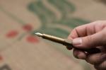 Kaweco Brass Sport Fountain Pen Review-10