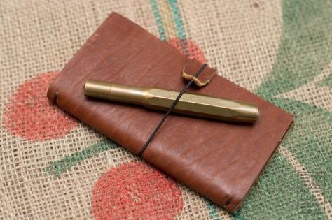 Kaweco Brass Sport Fountain Pen Review-11
