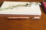 Ti Scribe Copper Fountain Pen Review Kickstarter-6