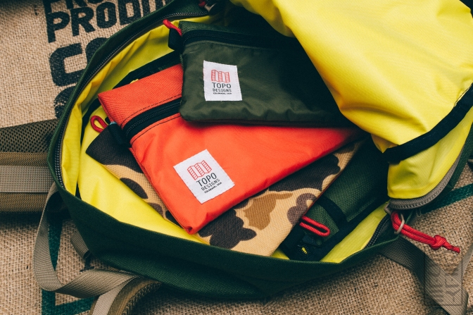 Topo Designs Accessory Bags Review