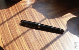Platinum 3776 Century Black Diamond Fountain Pen Review-2