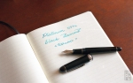 Platinum 3776 Century Black Diamond Fountain Pen Review-8
