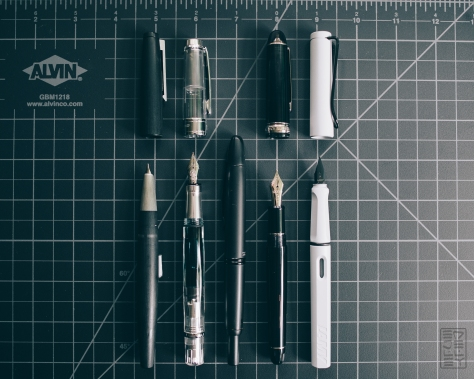 TWSBI 580AL Fountain Pen Review-14