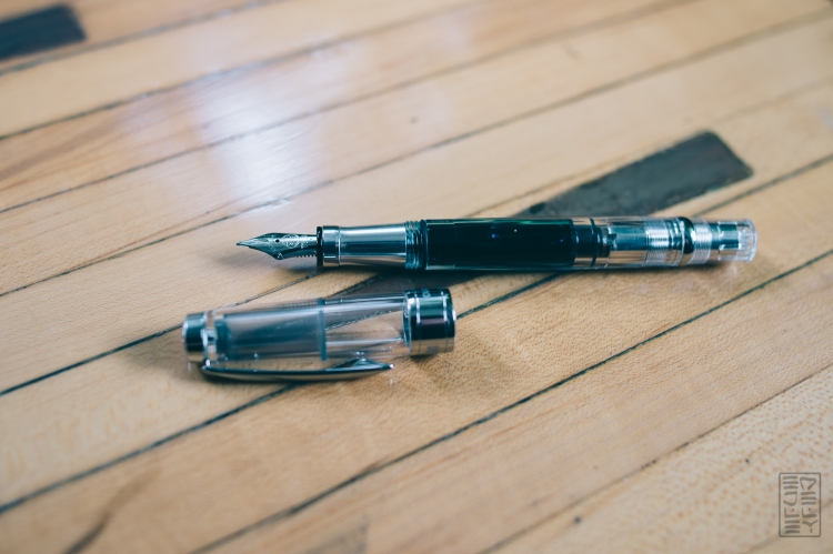 TWSBI 580AL Fountain Pen Review-5