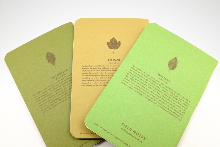 Field Notes Shenandoah Colors Edition Notebook Review-4 copy
