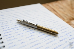 Karas Kustoms Massdrop EDK EDC Pen Review-4