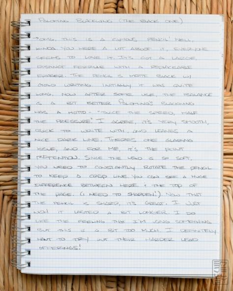 Palomino Blackwing Pencil Review-1