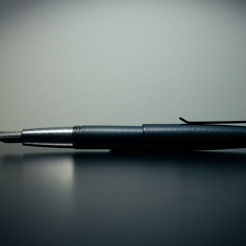 Tactile Turn Gist Fountain Pen Review Kickstarter-4