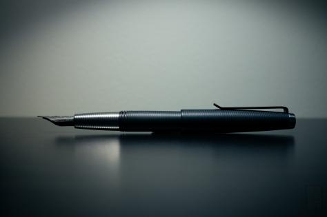 Tactile Turn Gist Fountain Pen Review Kickstarter-4