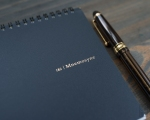 Maruman Mnemosyne 182 Notebook Review-11