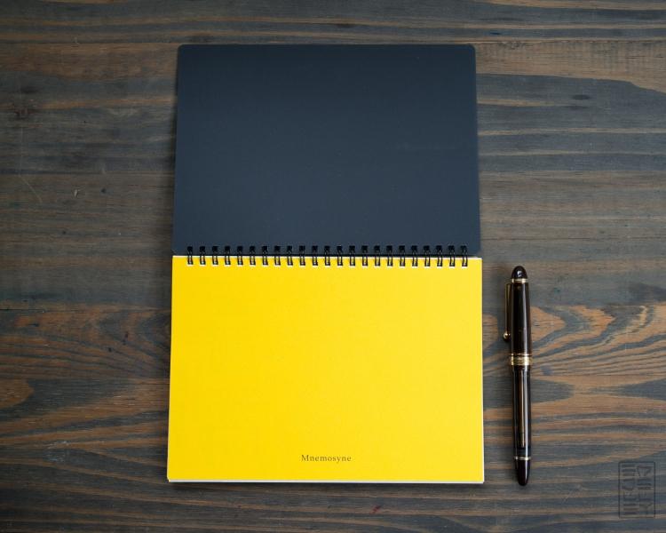 Maruman Mnemosyne 182 Notebook Review-13