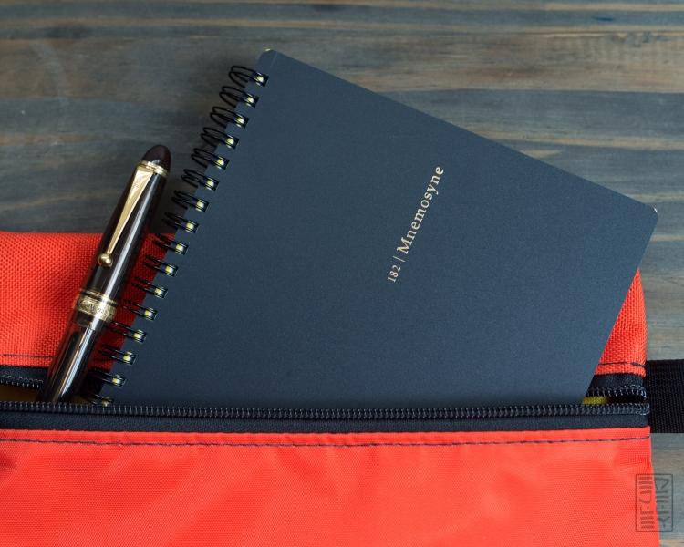 Maruman Mnemosyne 182 Notebook Review-25