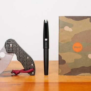Tactile Turn Gist Fountain Pen-4