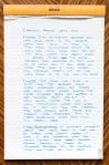 Lamy 2000 Fountain Pen Review Redux 2015-18