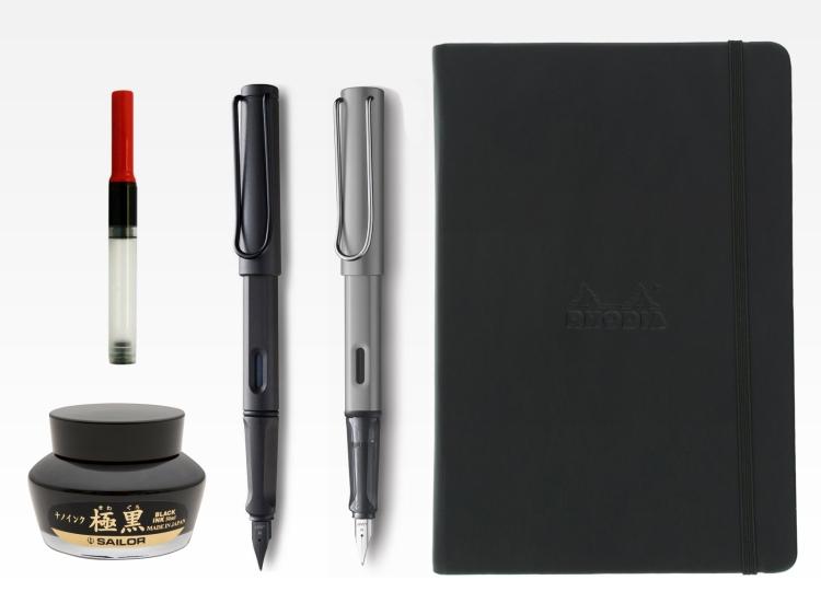Tier 2 Best Beginner Fountain Pen Kit