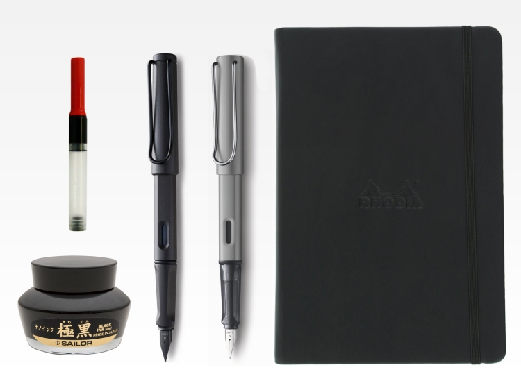 Tier 2 Best Beginner Fountain Pen Kit