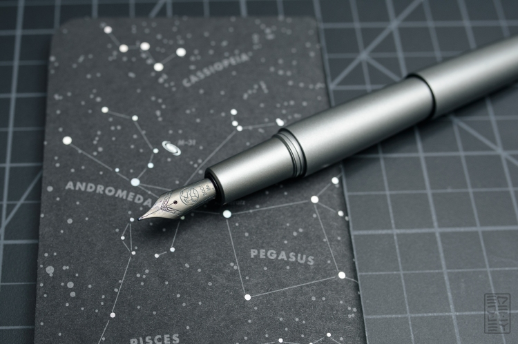 NAMISU Nova Fountain Pen Review Kickstarter-5983