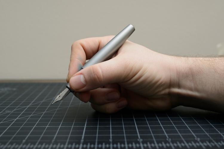 NAMISU Nova Fountain Pen Review Kickstarter-5998