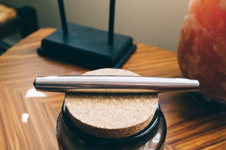 Namisu Nova Titanium Fountain Pen Review-1