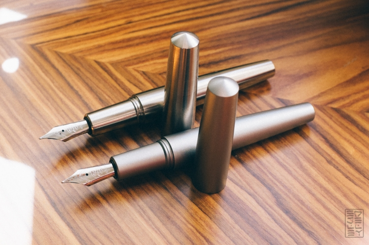 Namisu Nova Titanium Fountain Pen Review-6