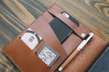 Galen Leather iPad Mini Case Review-5