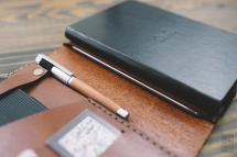 Galen Leather iPad Mini Case Review-6