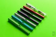 Lamy Safari Dark Lilac Fountain Pen Review Jetpens-11