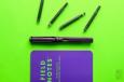 Lamy Safari Dark Lilac Fountain Pen Review Jetpens-12