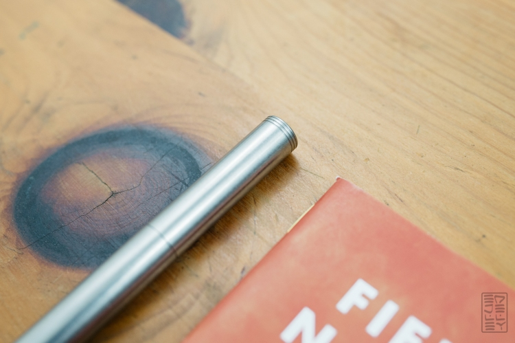 Schon Dsgn Stainless Steel Pen Review-7