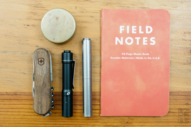 Schon DSGN 01S Stainless Steel Pen Review
