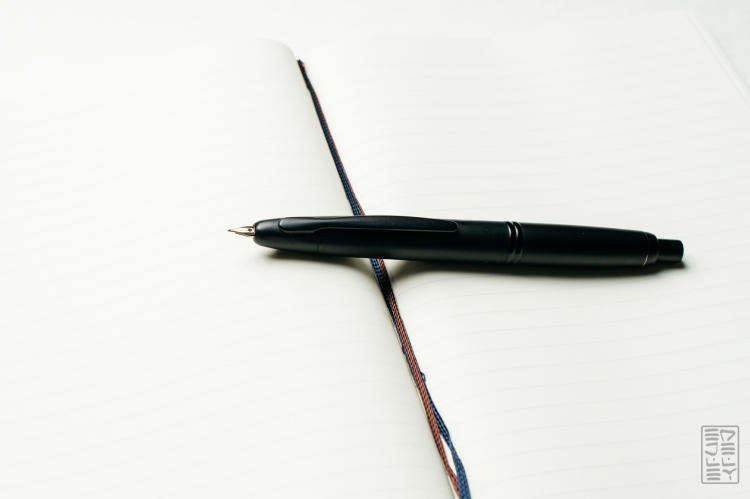Pilot Vanishing Point Fountain Pen Review Redux-5