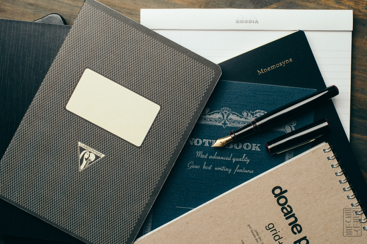 The Best Fountain Pen Friendly Notebooks
