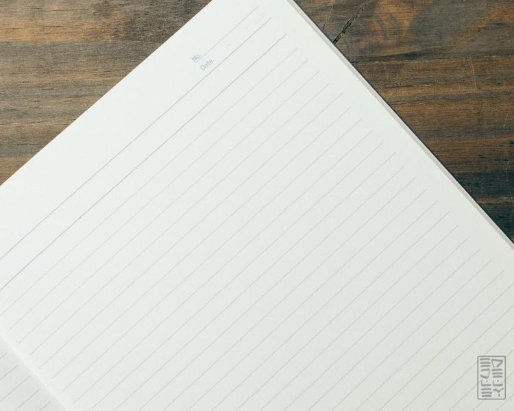 The Best Fountain Pen Friendly Notebooks-6