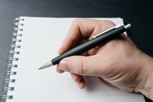 Lamy 2000 Ballpoint Pen Review-10