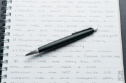 Lamy 2000 Ballpoint Pen Review-2