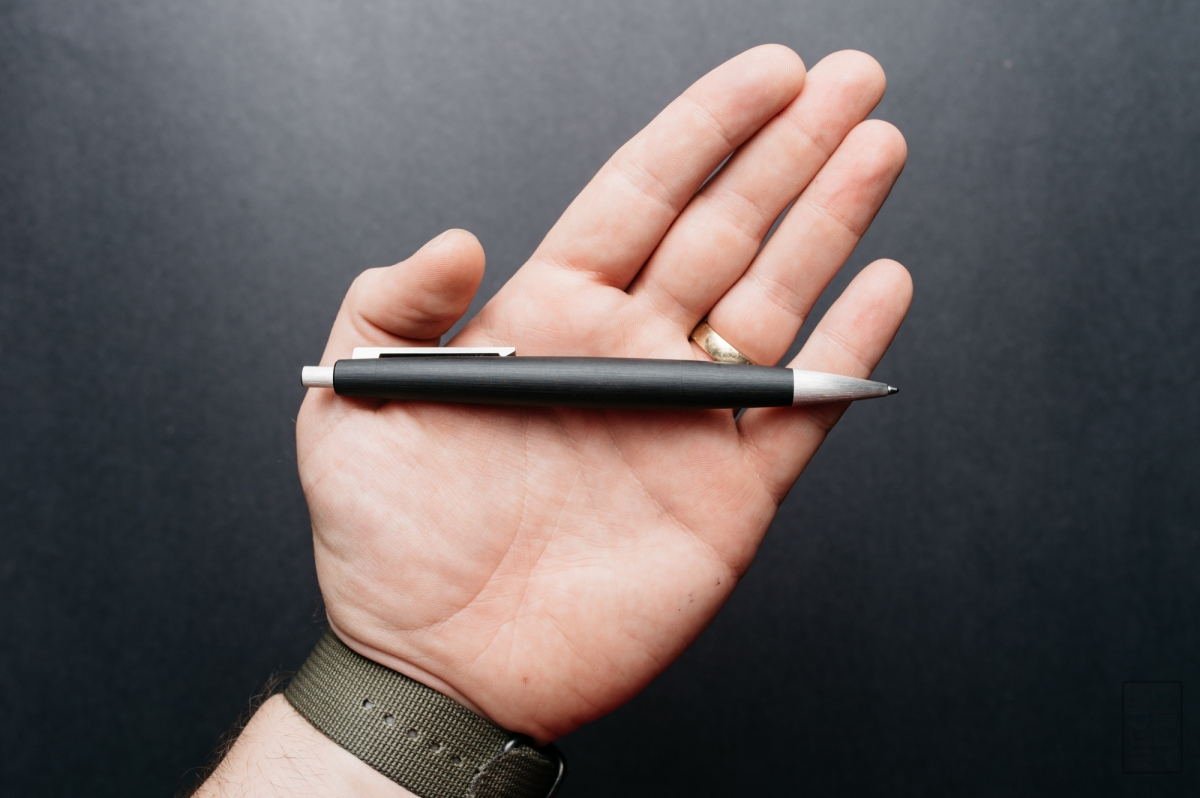 Lamy 2000 Ballpoint Pen Review
