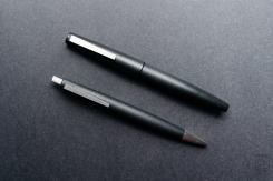 Lamy 2000 Ballpoint Pen Review-6