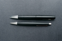 Lamy 2000 Ballpoint Pen Review-7