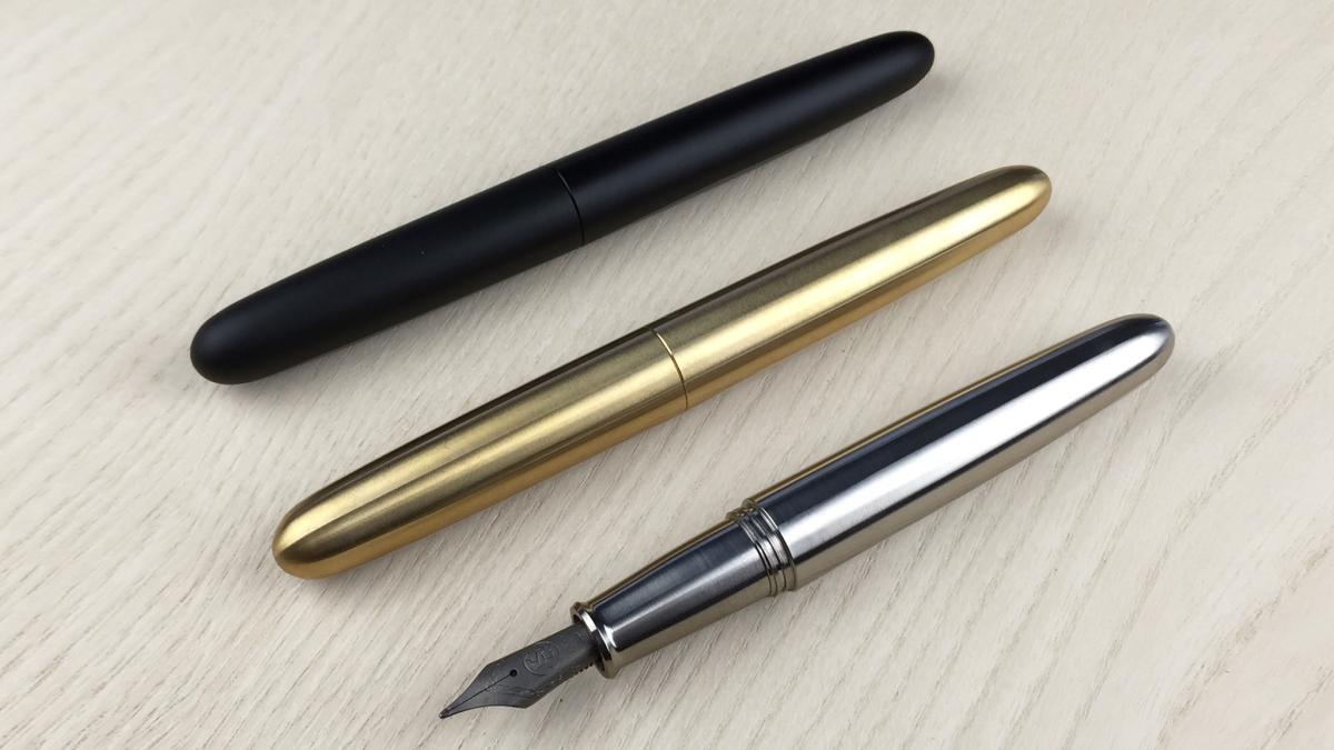 Piuma Minimal Pen By Ensso Design Kickstarter Announcement