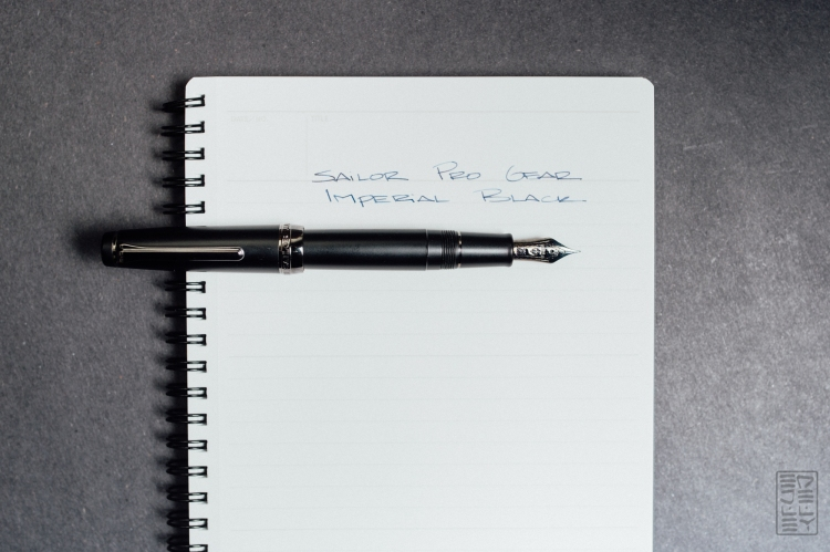 sailor-pro-gear-imperial-black-3-year-review-4
