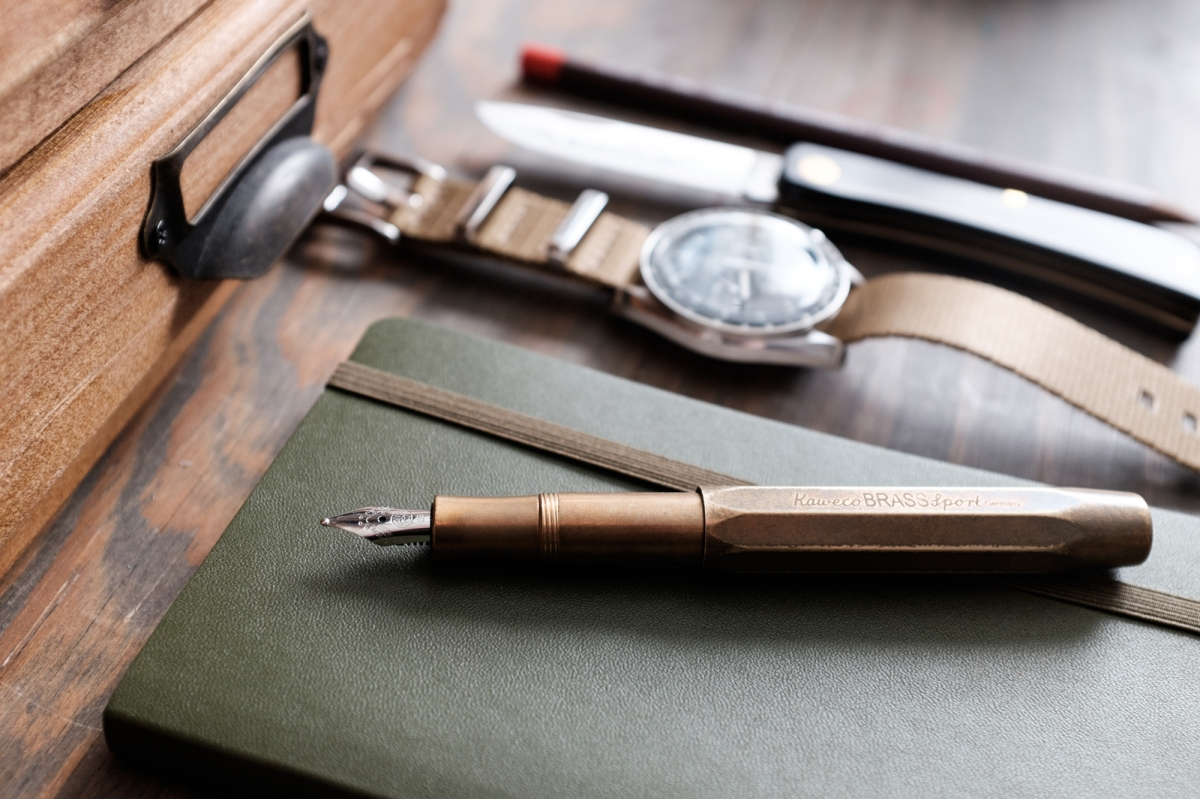 The 5 Best Pocket Fountain Pens To Carry Every Day