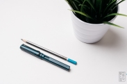 Lamy Safari Petrol Fountain Pen Reivew-2