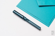 Lamy Safari Petrol Fountain Pen Reivew-3