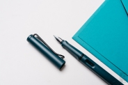 Lamy Safari Petrol Fountain Pen Reivew-4